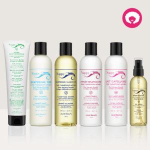 Produits capillaires naturels pour cheveux crépus Nappy Queen