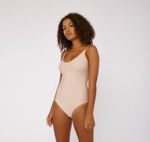 Organic basics invisible cheeky body