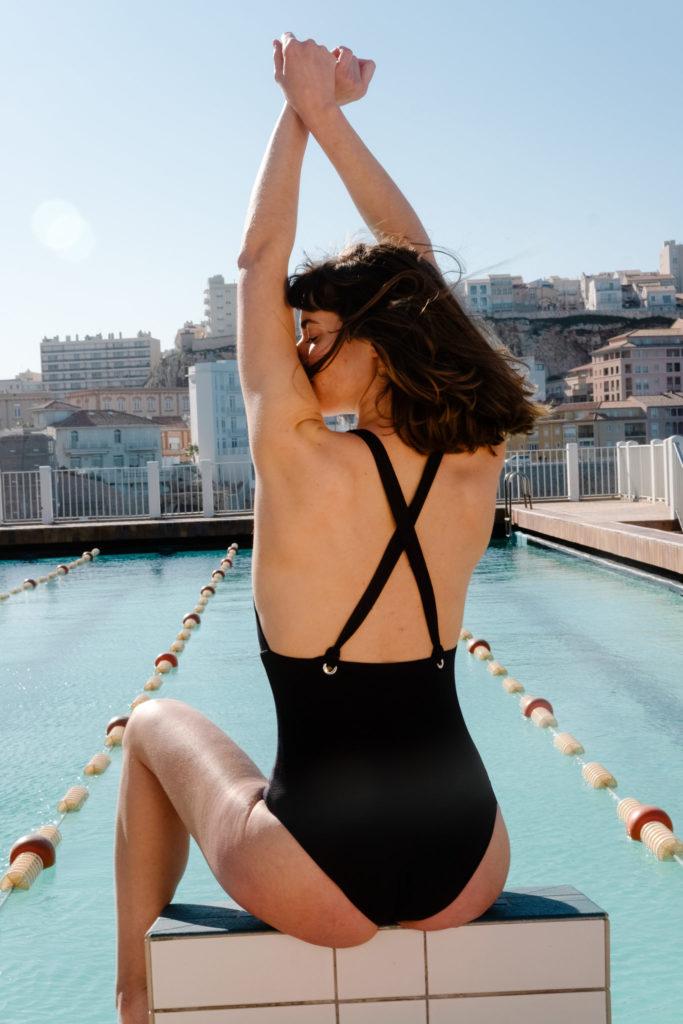 Les maillots de bain recyclés pour femmes Surprise Paris