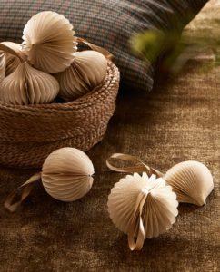 Décorations de sapin Zara Home